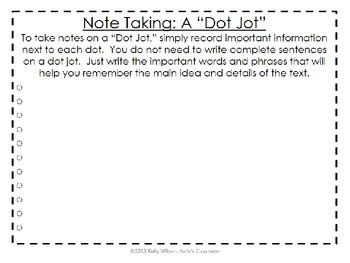Non-Fiction How to Take Notes Note Taking