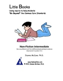 Non-Fiction for Intermediate - Literacy Response Journal