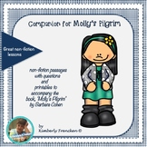 Molly's Pilgrim Non-Fiction book companion