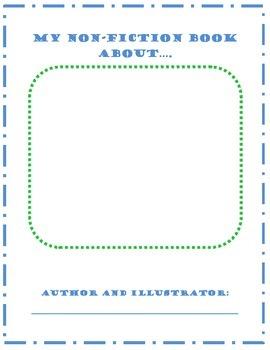 Non-Fiction student booklet