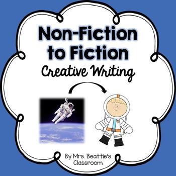 Non-Fiction to Fiction Creative Writing