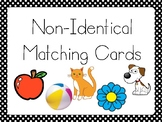 Non-Identical Matching Activity