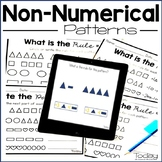 Non-Numerical Patterns