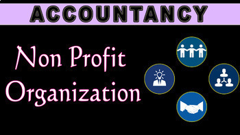 Non-Profit Organisations | Accounting | LetsTute Accountancy