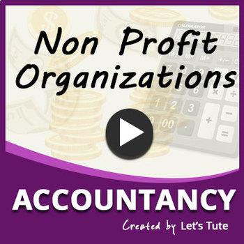 Non-Profit Organisations   Accounting   LetsTute Accountancy