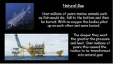 Non-Renewable Energy Resources + Free Famous Scientists & literacy in Science