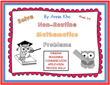 Non Routine Mathematics Problem