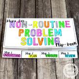 Non-Routine Problem Solving Flip-Book