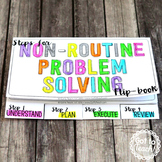 Non-Routine Problem Solving Flip-Book