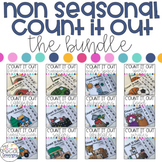 Non Seasonal Themed Count It Out BUNDLE