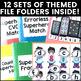 Non Seasonal Themed File Folder BUNDLE for Special Education