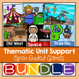 Non-Seasonal Themes: Open-Ended Games Bundle