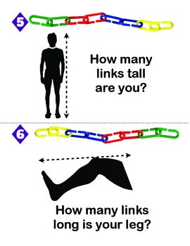 Non-Standard Body Measurement Using Learning Links
