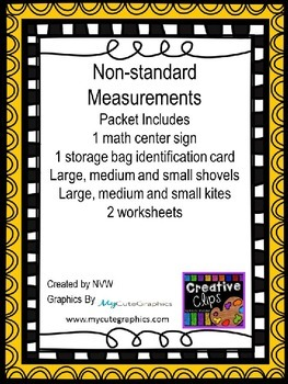 Non Standard Measurement