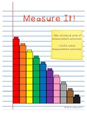 Non-Standard Measurement Activities