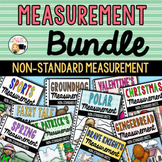Non-Standard Measurement Activity Bundle