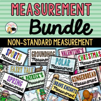Non-Standard Measurement Activity Bundle