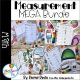 Non Standard Measurement Mega Bundle Preschool and Kindergarten