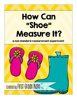 Non-Standard Measurement FREEBIE