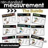 Non-Standard Measurement {Growing Bundle}
