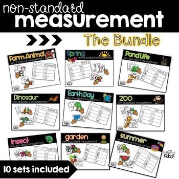 Non-Standard Measurement {The Bundle}