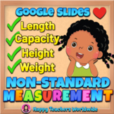 Non Standard Measurement Length Height Capacity Weight | G