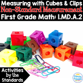 Non-Standard Measurement: Measuring with Cubes and Clips 1