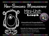 Non-Standard Measurement Mini Unit
