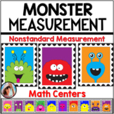 NonStandard Measurement ~ Monster Measurement