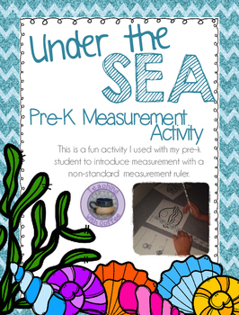 Non-Standard Measurement {Ocean Themed}