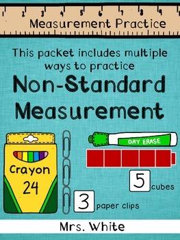 Non-Standard Measurement Practice