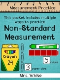 Non-Standard Measurement Practice