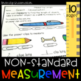 Measurement: Non-Standard