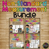 Nonstandard Measurement BUNDLE SET {Capacity, Weight, Length}