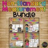 Nonstandard Measurement Activities BUNDLE with Capacity, W