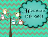 Non-Standard Measurement Task Cards