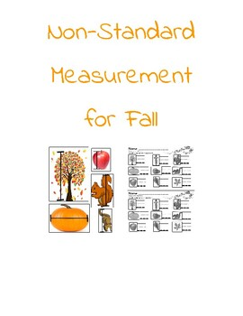 Non-Standard Measurement for Fall