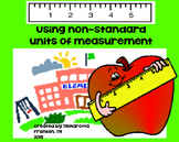 Non-Standard Measurement packet