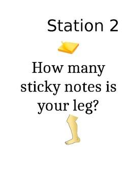 Non-Standard Measuremnt stations
