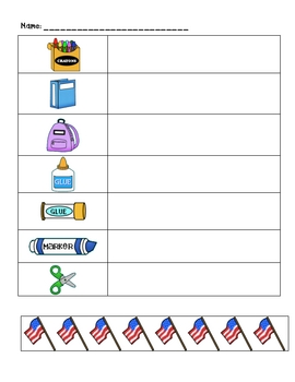 Non Standard Measuring-Flags