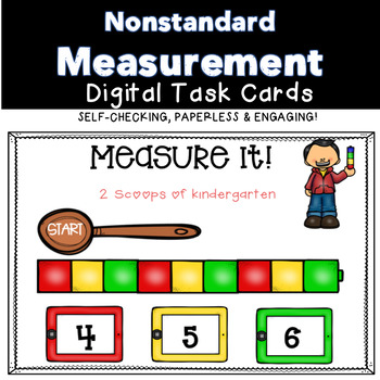 Non-Standard Measuring Power Point Game