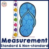 Non-Standard Units of Measurement and Standard Units of Me