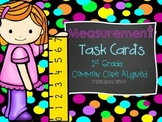Math Task Cards  (Non-Standard Measurement)