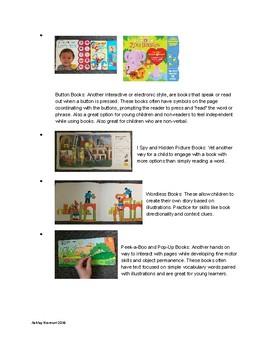 Non-Traditional Literacy Development