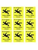 Non-Verbal Behavior Cards