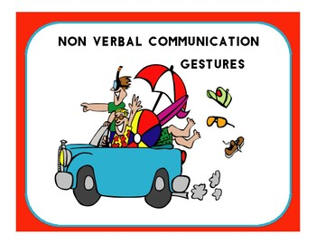 Non Verbal Communication Activity Teaching Resources Teachers Pay