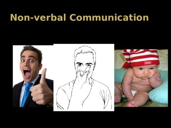 Non-Verbal Communication Fun activities