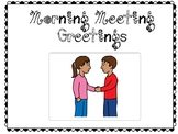 Non-Verbal Morning Meeting Supports