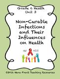 Non-curable Infectious Diseases - Grade 6 Health, Unit 3