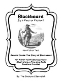 The Story of Blackbeard the Pirate - Non-fiction 2nd Grade Reading Passage